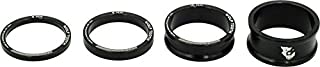 Wolf Tooth Components Headset Spacer Kit Black, One Size