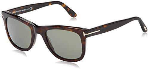 Tom Ford FT0336 56R 52 gafas de sol, Marrón (Avana/AltroVerde Polar), 52.0...