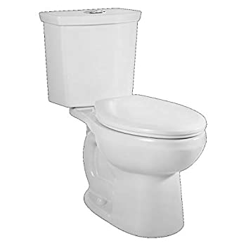 American Standard 2887216.020 H2Option Dual Flush Elongated 1.0/1.6 gpf Toilet White