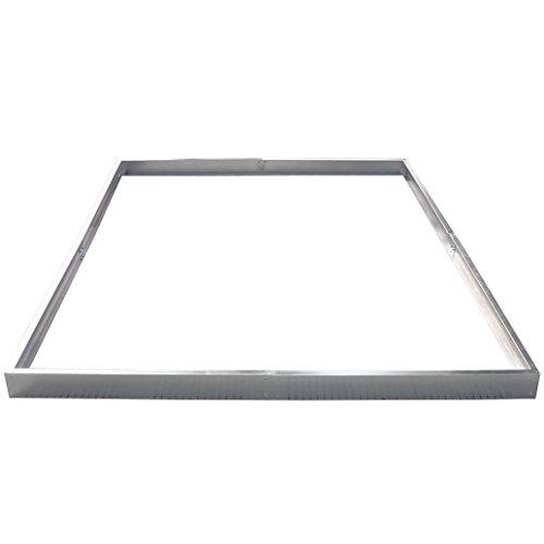 Zelsius–Base de acero Marco, 380cm x 190cm, para invernadero de aluminio (ASIN: b014qw e8im