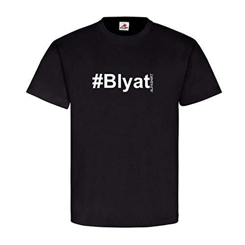 Copytec Blyat Russich Russia suka bljad spichwort schimpfwort Russe Russland #22888, Größe:S, Farbe:Schwarz
