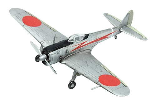プラッツ 1/144 日本陸軍 一式戦闘機 隼I型 2機セット プラモデル PDR-7