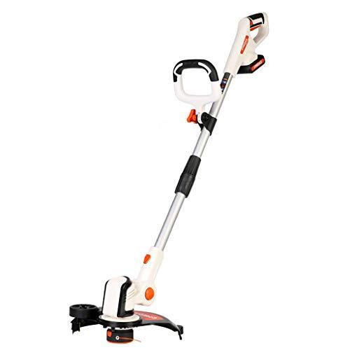 Fantastic Deal! Portable Cordless Grass Trimmer, Powerful Lightweight Bionic Trimmer 20V String Trim...