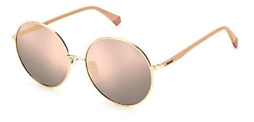Polaroid Gafas de sol PLD 4105 GS DDB JQ oro cobre lentes polarizadas
