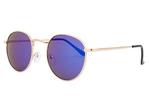 SFY Gafas de sol - Unisex - Protección UV400 - Alta calidad - Gafas de moda - F19145 (C2)
