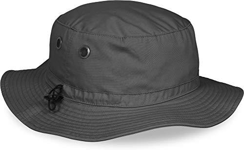 normani Outdoor Sommerhut mit UV Schutz 50 + Farbe Grau