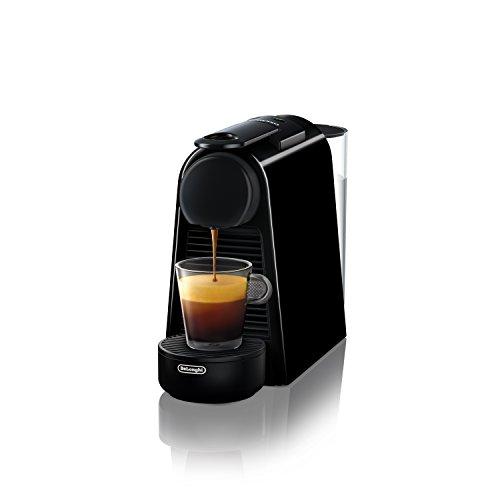 Nespresso Essenza Mini Coffee and Espresso Machine by DeLonghi, Black