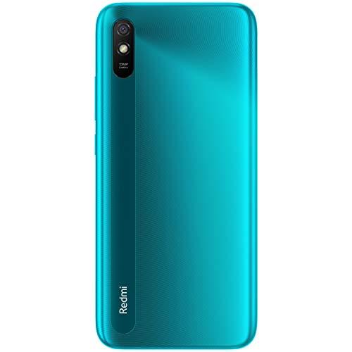 Redmi 9A (Nature Green, 2GB RAM, 32GB Storage) | 2GHz Octa-core Helio G25 Processor | 5000 mAh Battery 2