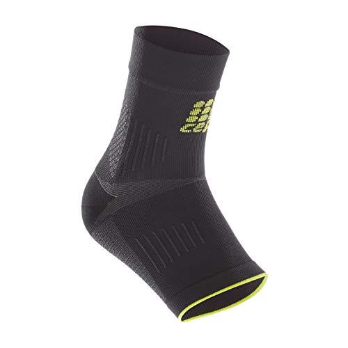 CEP - Ortho PLANTAR Fasciitis Sleeve Unisex | Fußgewölbe Bandage in schwarz/grün | Größe VI