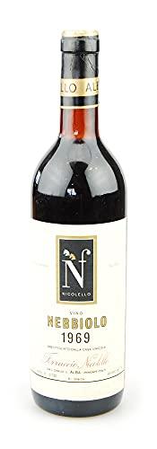 Wein 1969 Nebbiolo Ferruccio Nicolello