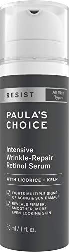 Paula's Choice Resist Anti Aging Retinol Serum - Anti Wrinkle, Hydrating & Brightening Treatment for Face - with Vitamin C & Squalane - All Skin Types - 30 ml
