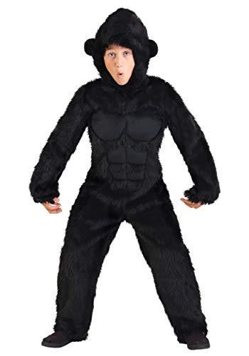 Gorilla Costume Child Medium
