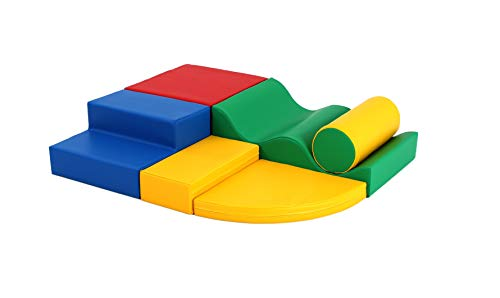 IGLU XL Blocs de Construction en Mousse, Jouets éducatifs - Marque