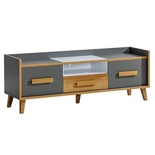 Mueble TV Werso 160 cm estilo escandinavo