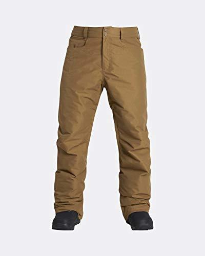 BILLABONG Outsider Pantalon térmico, Hombre, Camel, L