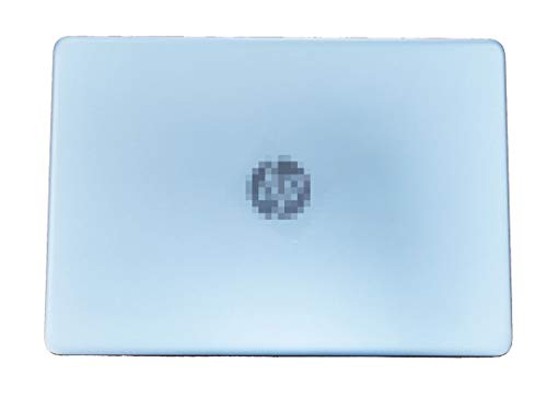 Replacement for HP 14-DF0XXX 14-DF0018WM 14-DF0010NR LCD Back Cover Top Case Lid Silver