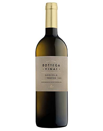 Trentino DOC Bottega Vinai Nosiola Cavit 2020 0,75 ℓ