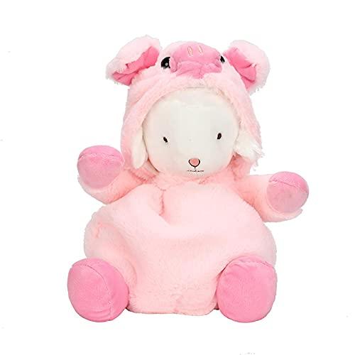 25Cm Kawaii Pink Pig Peluche De Peluche Animales De Peluche Regalos De Niña Juguetes para Niños