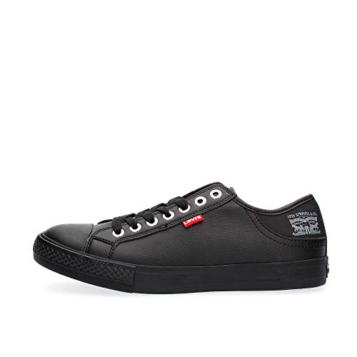 Levi's Herren Stan Buck Sneaker, Schwarz (Black 223001-794-60), 40 EU