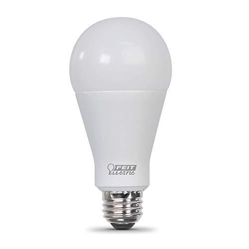 Feit Electric OM200 830 LED 200 Watt Equivalent 3050 High Lumen Non-Dimmable A21 Omni LED 3K, 200W, 3000K Warm White