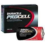 Duracell Procell C Size - 24 Pack