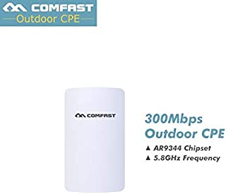 Price Down! Wireless Outdoor CPE WIFI Router 2K Distance 300Mbps 5Ghz Access Point WIFI Router WIFI Bridge CPE nanostation