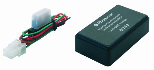 Phonocar 5/143 Interface Switch Can-Bus 12 V, meerkleurig