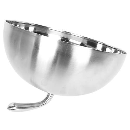 DOITOOL Cubierta de acero inoxidable para alimentos con forma de cúpula para...