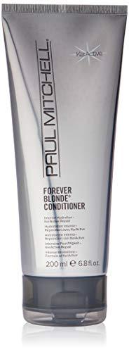 Paul Mitchell Forever Blonde Conditioner - Pflegespülung für blondes, aufgehelltes Haar und Highlights, entwirrt und spendet Feuchtigkeit, 200 ml