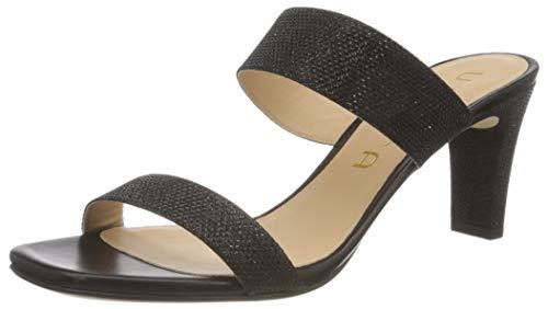 Unisa Manto_ev_na Peeptoe sandalen voor dames