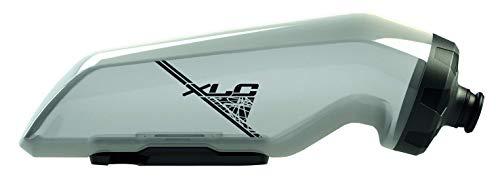 XLC Unisex– Erwachsene Trinkflasche WB-K04 für Fidlock, Grau Transparent, 650 ml