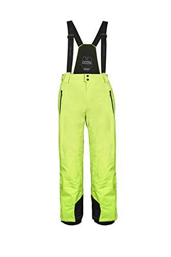 Killtec Enosh Pantalones de esquí, Hombre, Lima, Medium