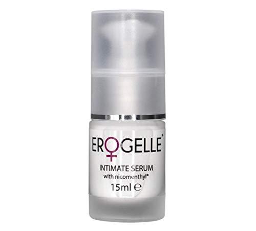 Siero Intimo Anti-Age, Erogelle, Booster Sensoriale con Vitamina B3