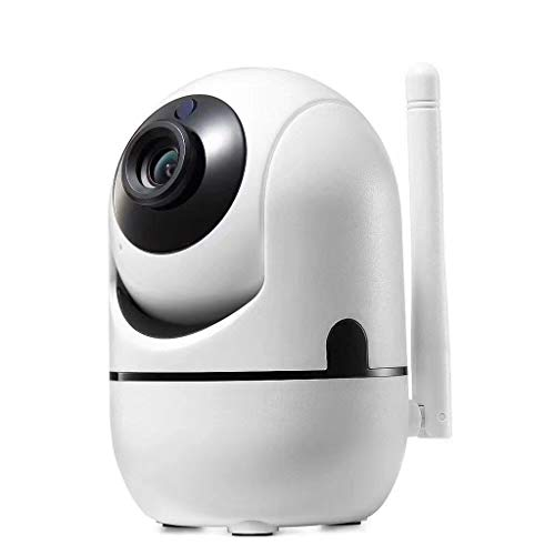 Dog Camera - 1080P Dog Camera with Phone App, Pan/Tilt/Zoom Home Camera with 2-Way Audio, AI Human Detection, Night Vision, Cloud Storage/TF Card, Camera for Pets/Baby/Olds