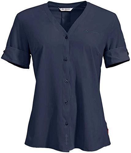 Vaude Damen Bluse Women's Skomer Shirt III, Eclipse, 48, 41817