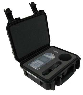 SKB 3i koffer, zwart, 27,2 x 24,6 x 12,2 cm