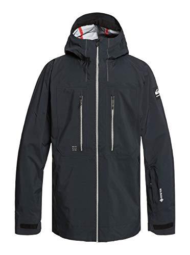 Quiksilver Mens Mamatus 3L Gore-Tex - Snow Jacket Snow Jacket Black M