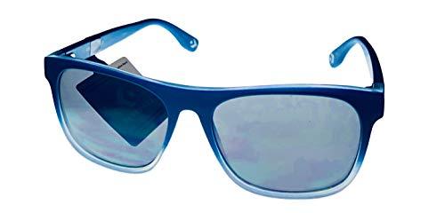 Converse H093 - Gafas de sol rectangulares de plástico para hombre, color azul marino mate