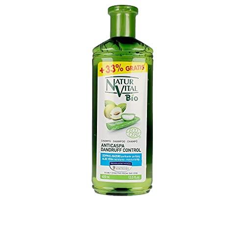 NaturVital CHAMP BIO ECOCERT anticaspa 400 ml