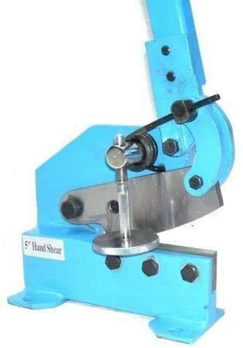 Handhebelschere Hebelschere Blechschere Schlagschere Blech Schere 125 mm 55520 AWZ