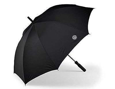 Volkswagen VW Regenschirm schwarz