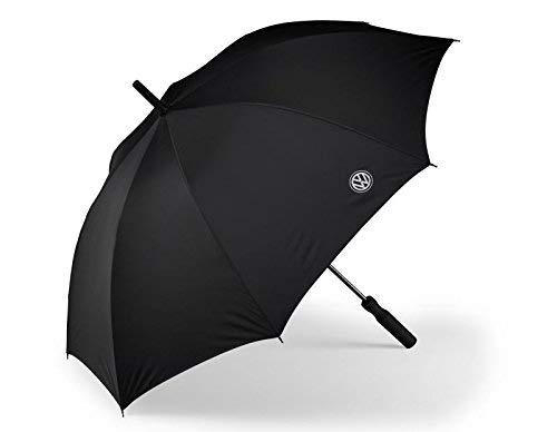 Volkswagen VW Regenschirm, schwarz