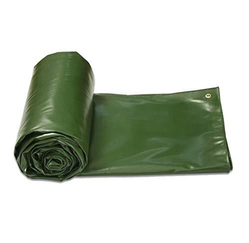 LQq-Bâches Grand tissu imperméable imperméable de double-face de couverture de camion imperméable à l'eau de bâche de PVC - 570g / m² Épaisseur 0.6mm Protection solaire extérieure de pare-soleil de pl