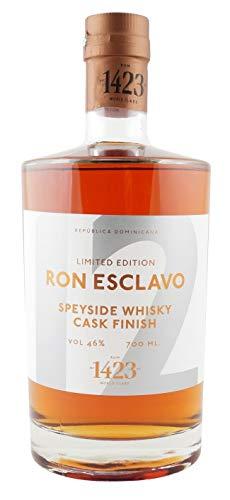 Ron Esclavo 12 Speyside Whisky Cask Finish 0,7 Liter