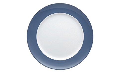 Thomas Rosenthal Sunny Day - Nordic Blue - Speiseteller/Essteller - Porzellan - Ø 27 cm