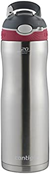 Contigo AUTOSPOUT Straw Ashland Chill Stainless Steel Water Bottle