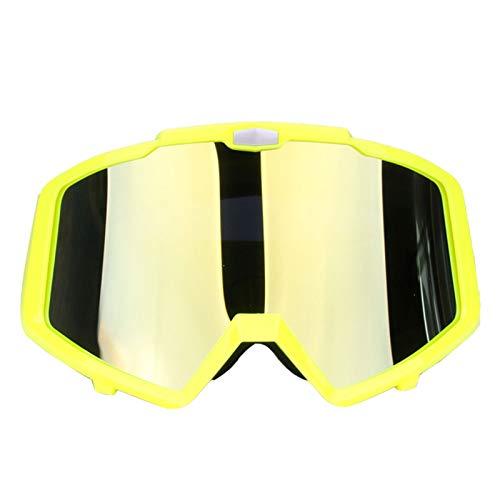 Gafas De Esquí Gafas De Motocicleta Equipo para Ciclistas Gafas Todoterreno Gafas A Prueba De Viento Gafas A Prueba De Polvo,6
