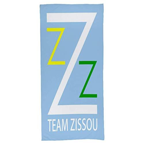 The Life Aquatic Team Zissou, Toallas de baño Ligeras y con Dibujos Suaves.Toalla Absorbente.Se Utiliza principalmente en baños y gimnasios.(27,5 x 15,7 Pulgadas) Pulgadas