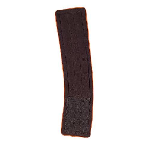 Hoppediz bonv-kaf Bondolino - Extensión de cinturón de cadera para portabebés, color marrón