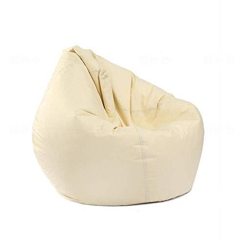 Zitzak bank te dekken, luie sofa, een grote indoor decoratie for volwassenen en kinderen, buiten waterdicht zitzak kussen kruk, wordt gebruikt om pluchen speelgoed for kinderen (geen vulling) organise